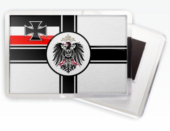 Магнитик «Флаг Императорских ВМС Германии»