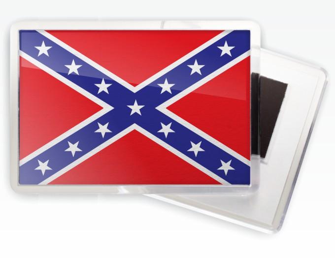Магнитик «Флаг Конфедерация»