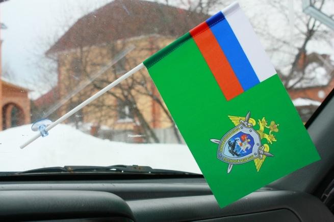 Флажок в машину с присоской Следственный комитет