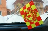 Флажок ФК Манчестер Юнайтед