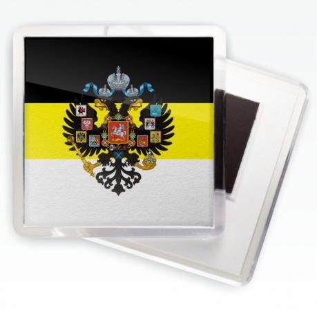 Магнитик «Имперский флаг» с гербом