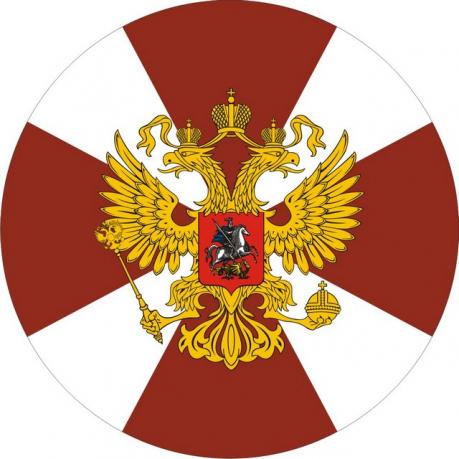 Наклейка «Внутренние войска»