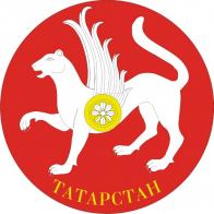 Наклейка «Герб Татарстана»