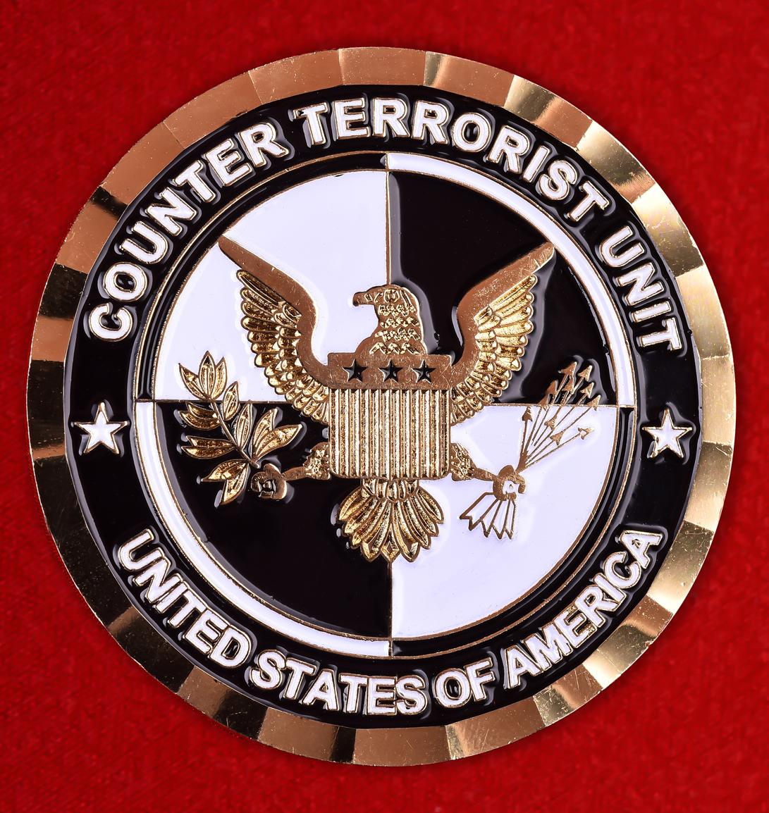Американская эмблема контртеррористических отрядов