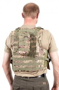 Армейский бронежилет FSBE камуфляж Multicam