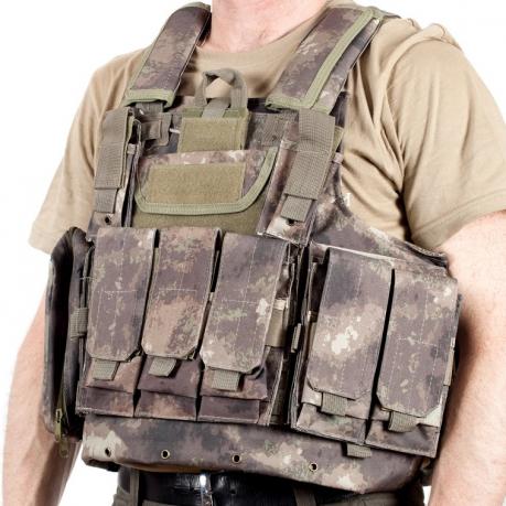 Армейский бронежилет CIRAS камуфляж A-TACS