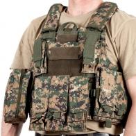 Тактический жилет для армии CIRAS камуфляж Marpat