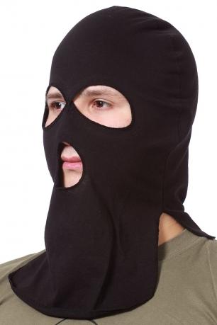 """Тканевая """"Бандитская маска"""""""