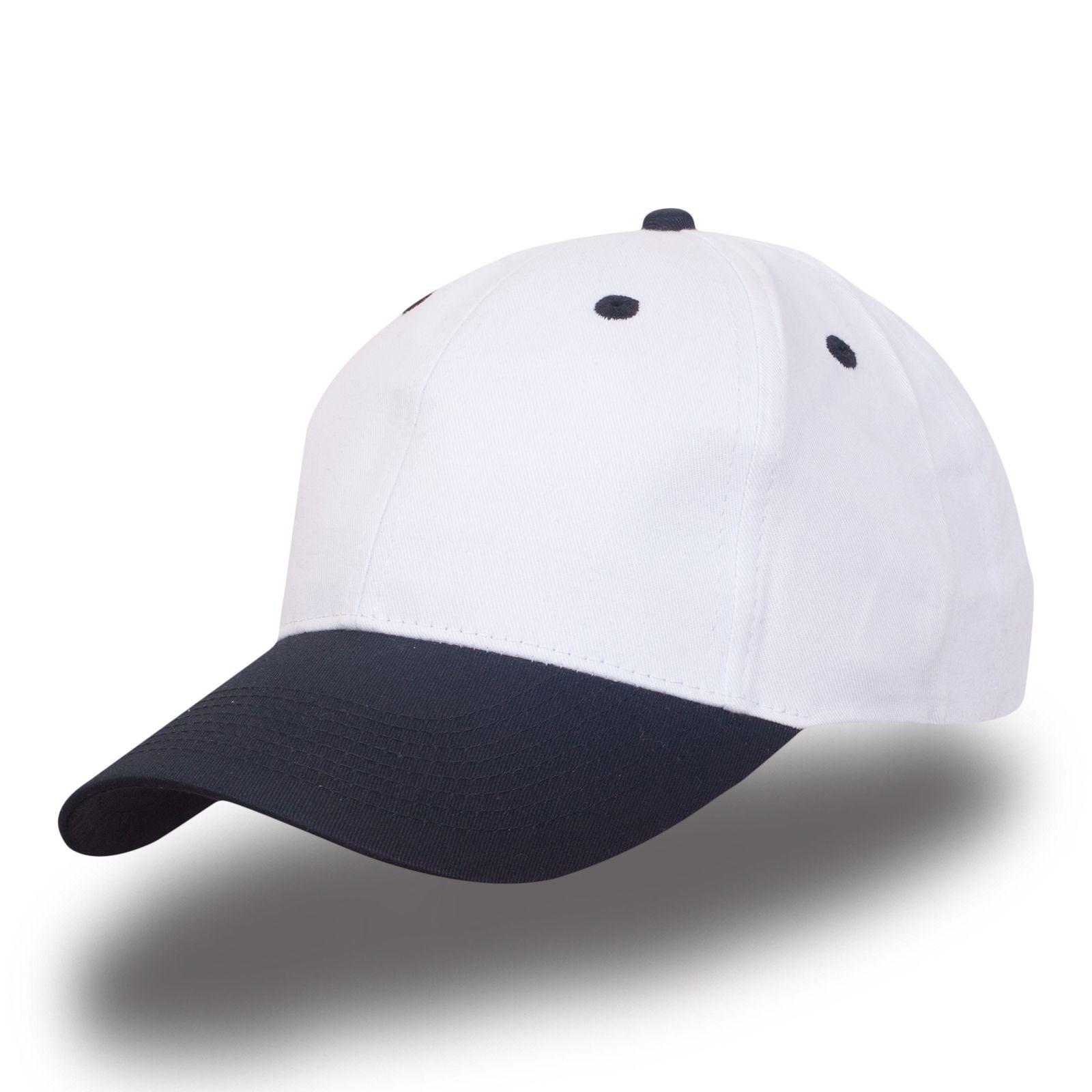 Бейсболка белая - купить в интернет-магазине с доставкой