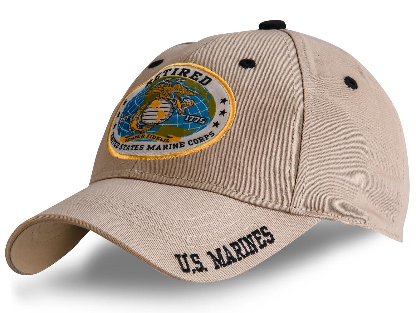 Бейсболка милитари - купить в интернет-магазине с доставкой