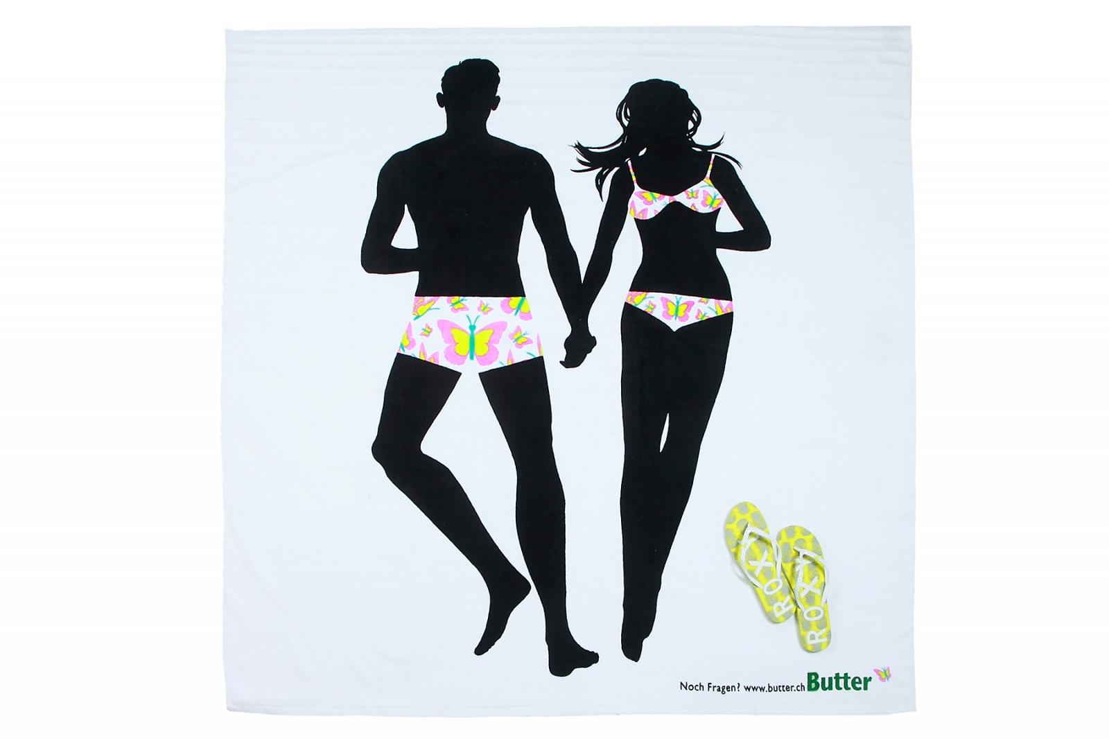 Большое пляжное полотенце и другие пляжные аксессуары выгодно купить в Военпро