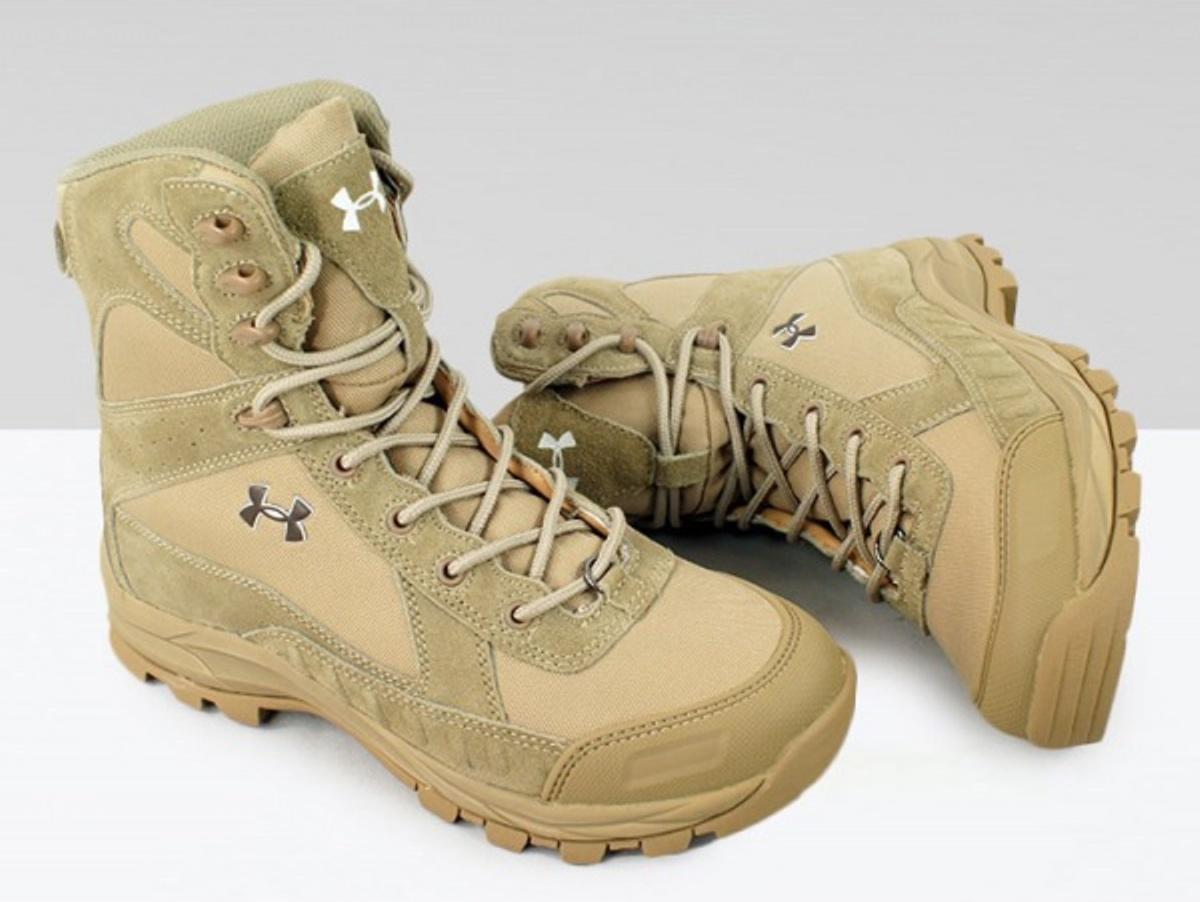 Ботинки Under Armour