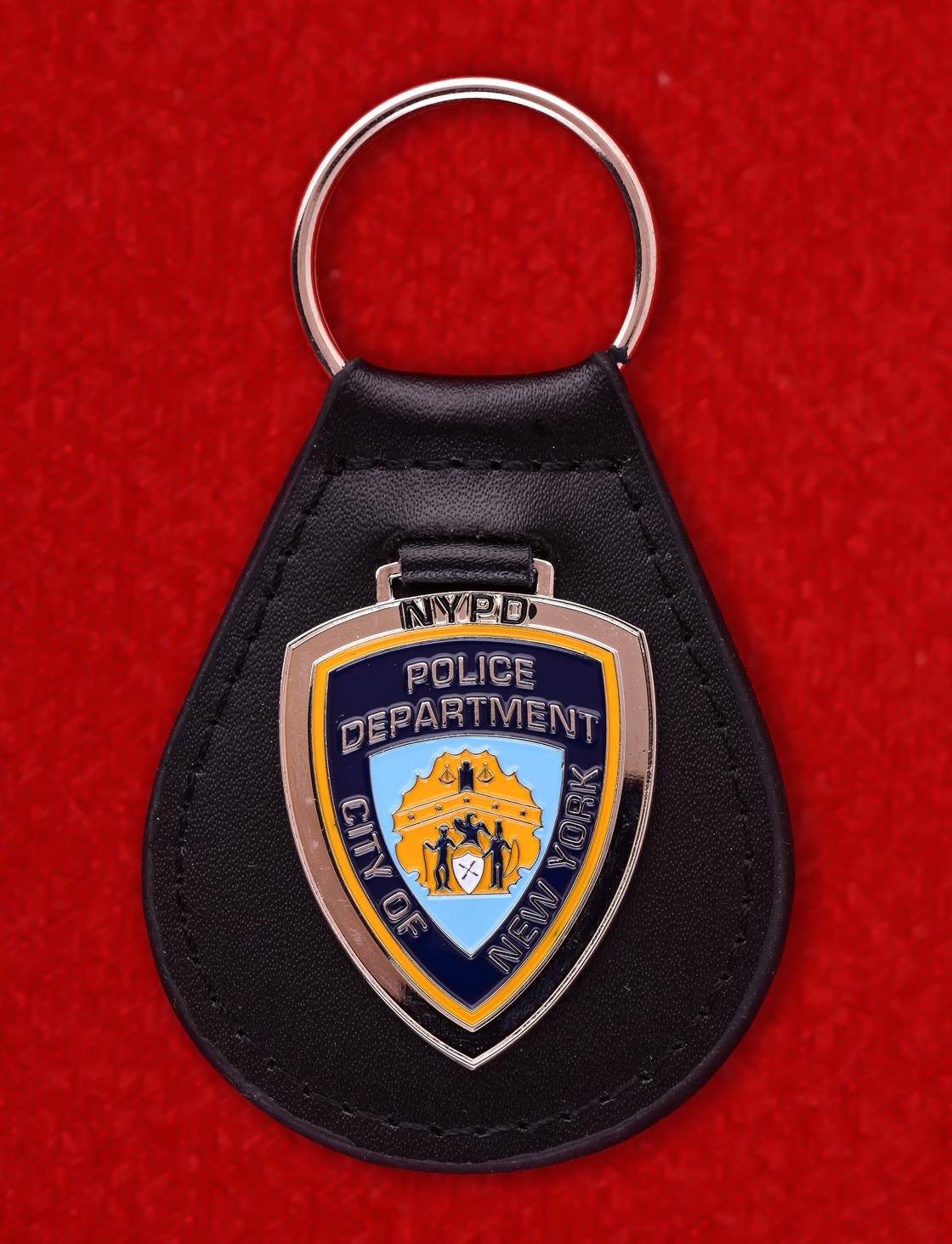 """Оригинальный брелок """"Полиция Нью-Йорка"""""""