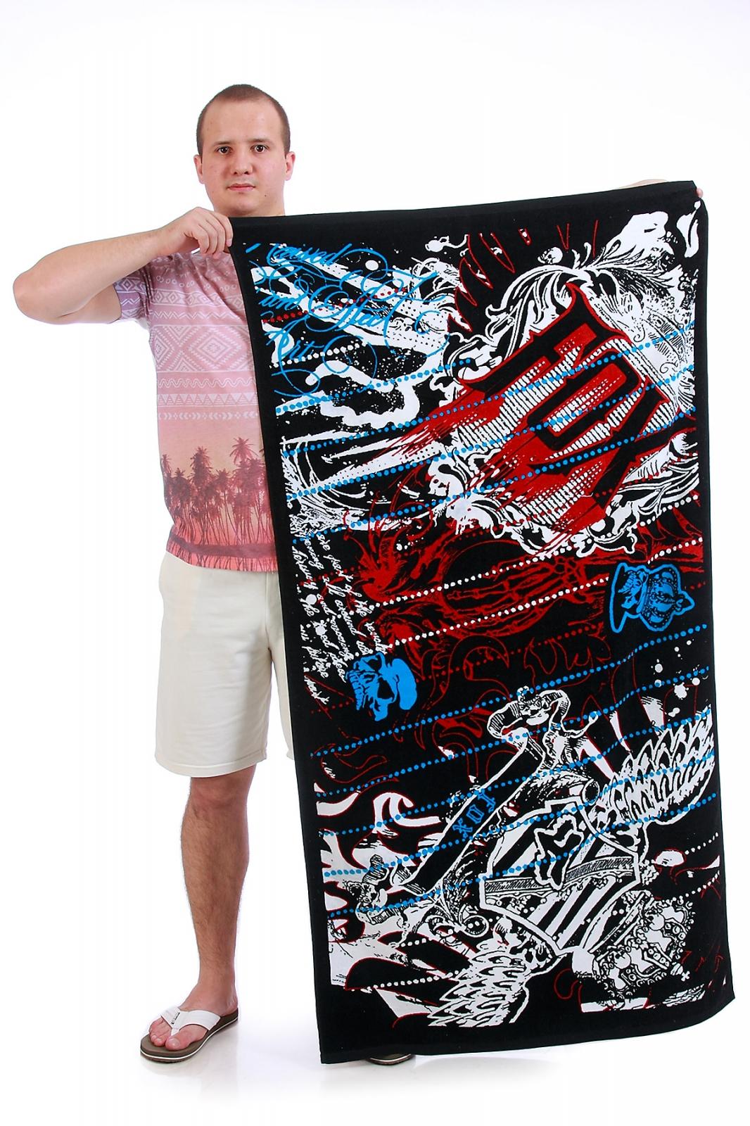 Брендовое полотенце - купить онлайн