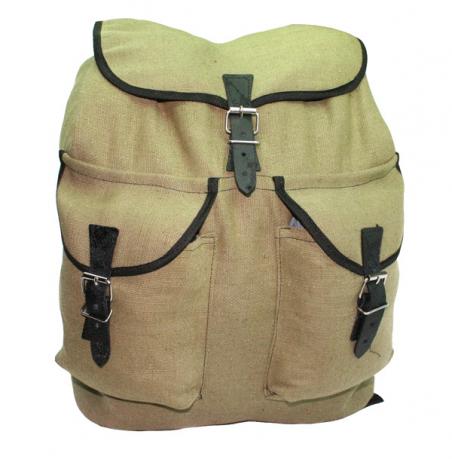 Брезентовый рюкзак