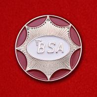 Британский значок байкеров BSA