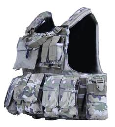Бронежилет  CIRAS SFG камуфляж Multicam