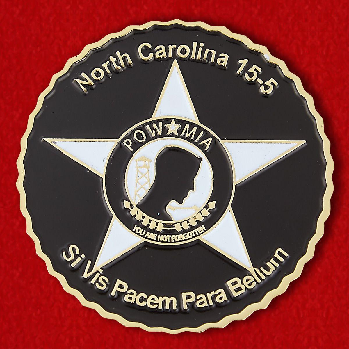 "Challenge Coin ""Combat Veterans Motorcycle Association"""