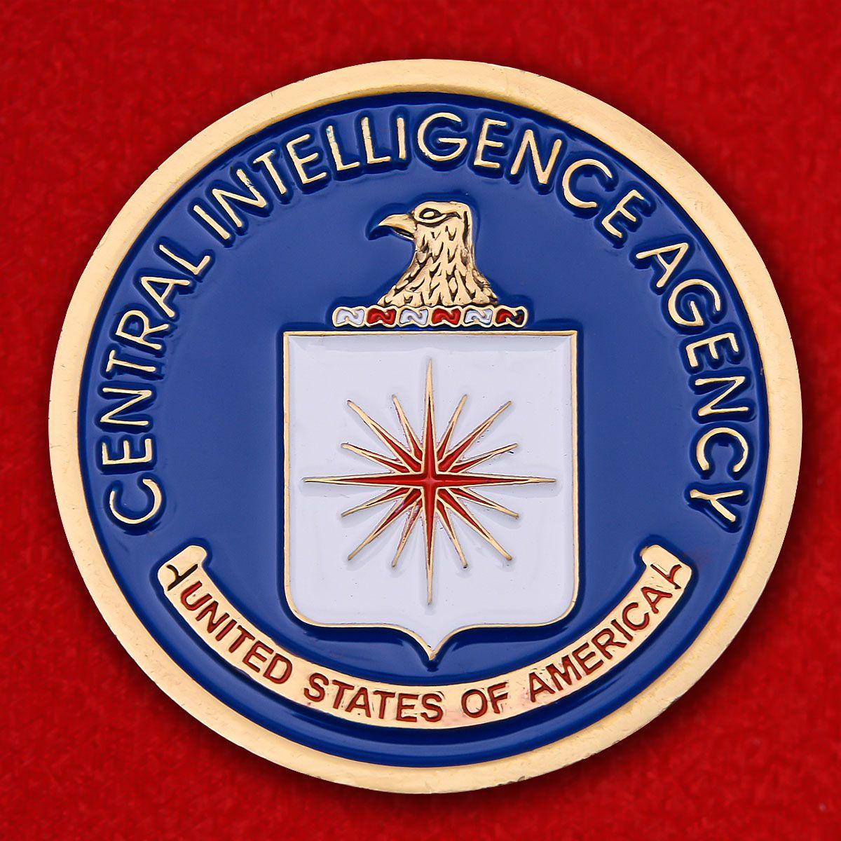 """Challenge Coin """"CIA Director David H. Petraeus"""""""