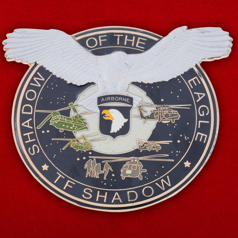 Челлендж коин 101-й Дивизии ВДВ США