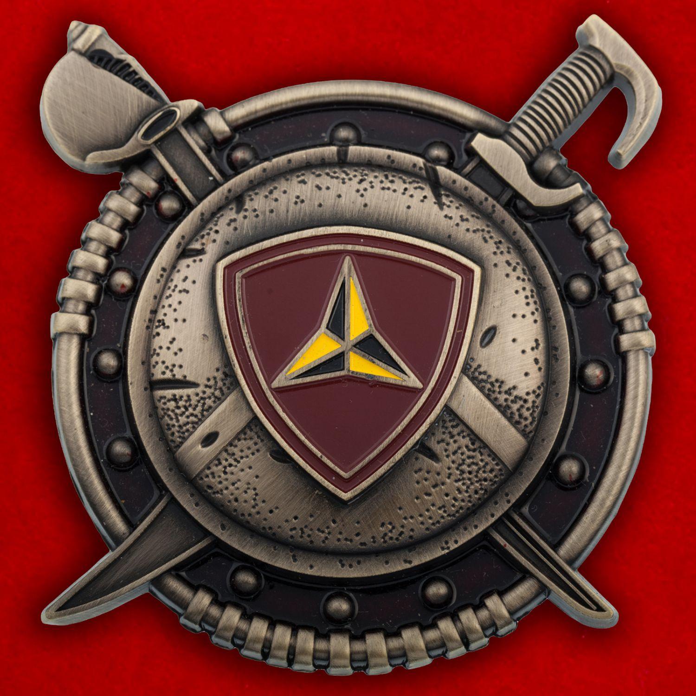 Челлендж коин 3-ей Дивизии Корпуса Морской пехоты США