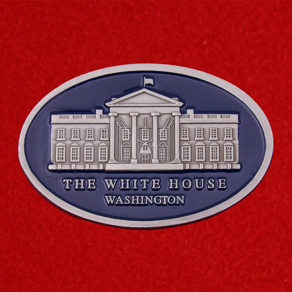 "Челлендж коин ""44-й президент США Барак Обама"""