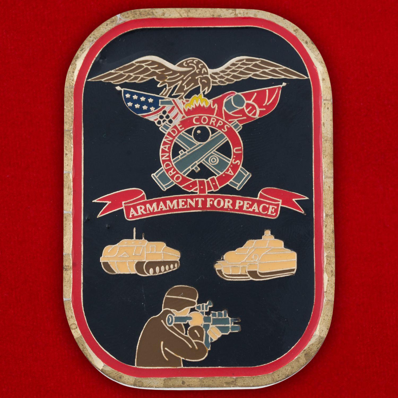 Челлендж коин 59-й Артиллерийской бригады Армии США
