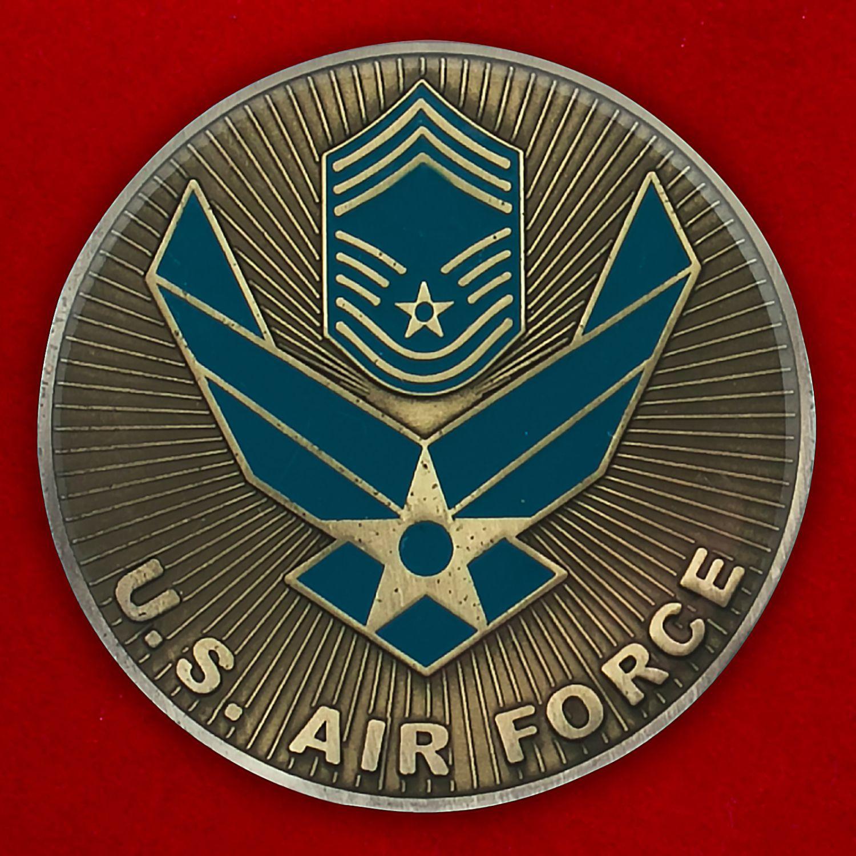Челлендж коин авиабазы Барксдейл ВВС США
