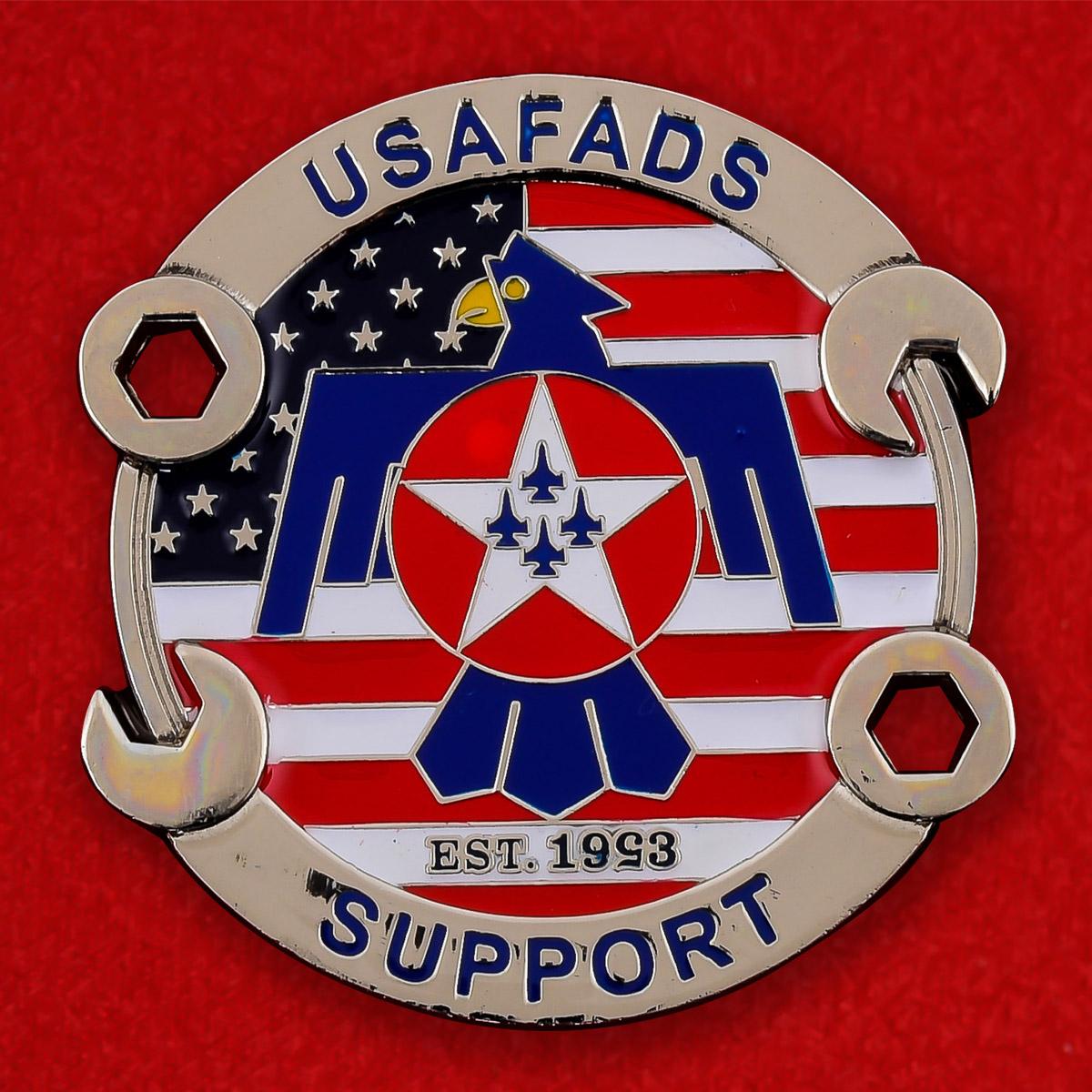 Челлендж коин эскадрильи показательных выступлений ВВС США