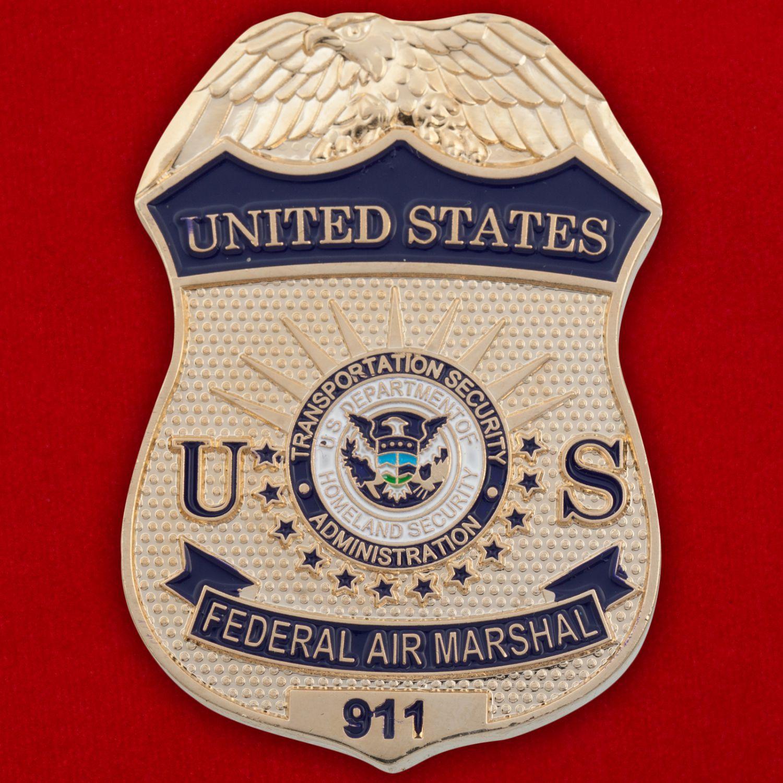 Челлендж коин Федеральной службы воздушных маршалов США