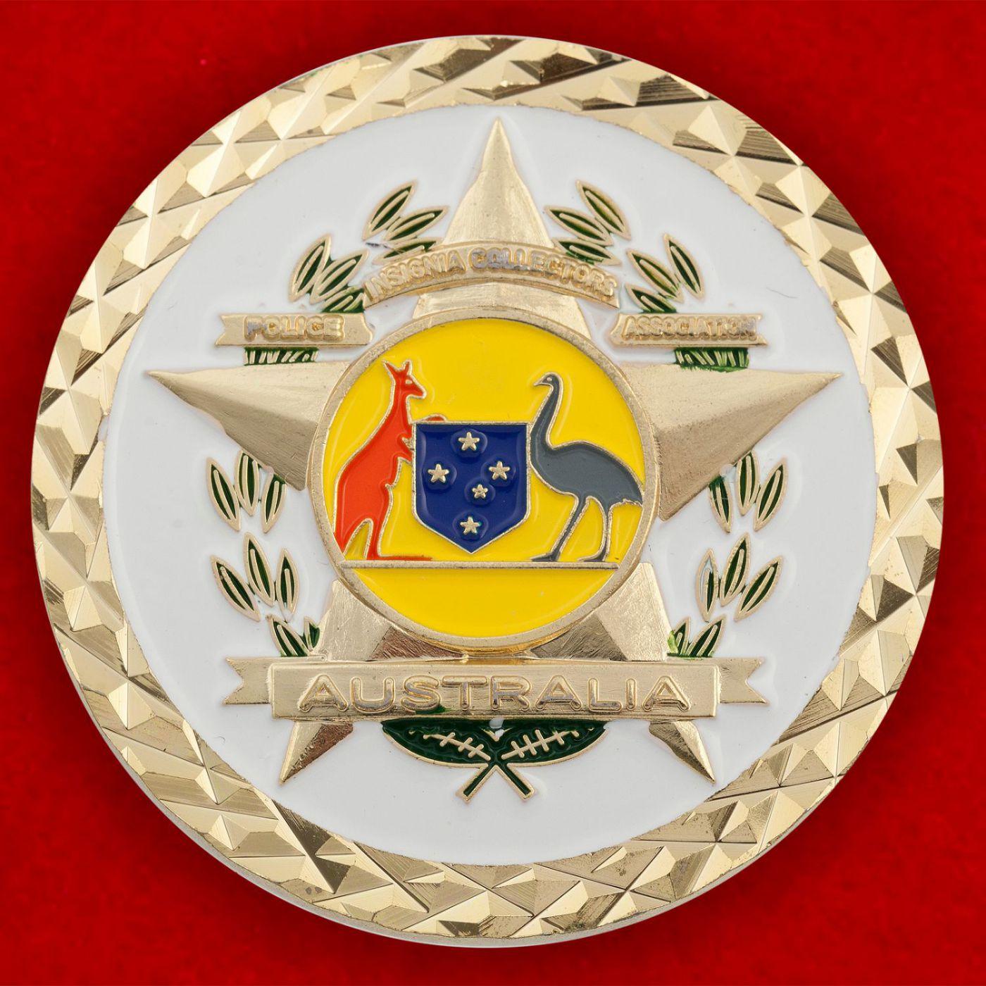 Челлендж коин Государственной аварийной службы Австралии