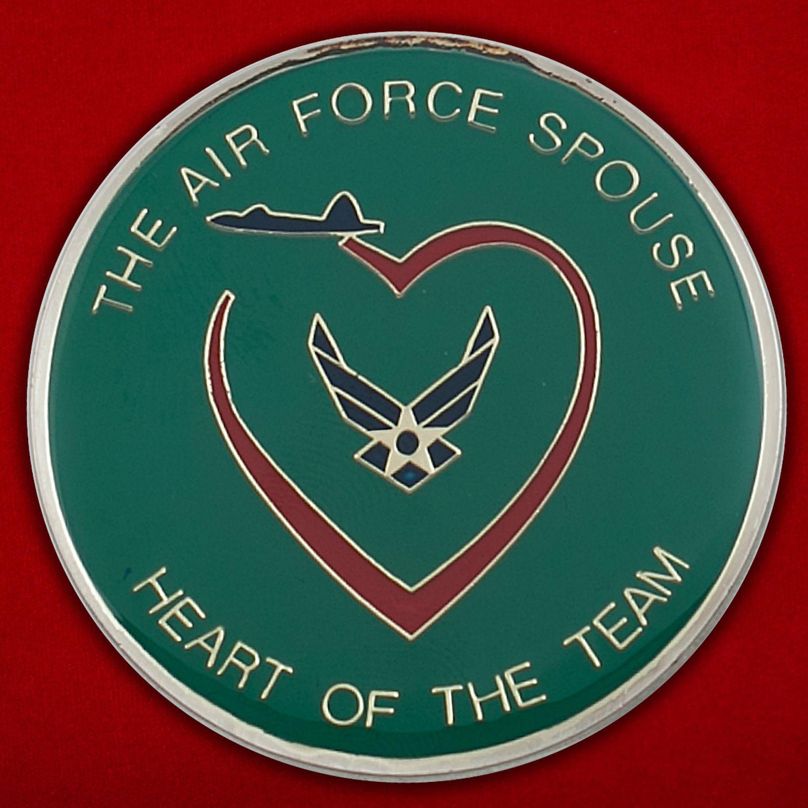 Челлендж коин Командования аэромобильности ВВС США