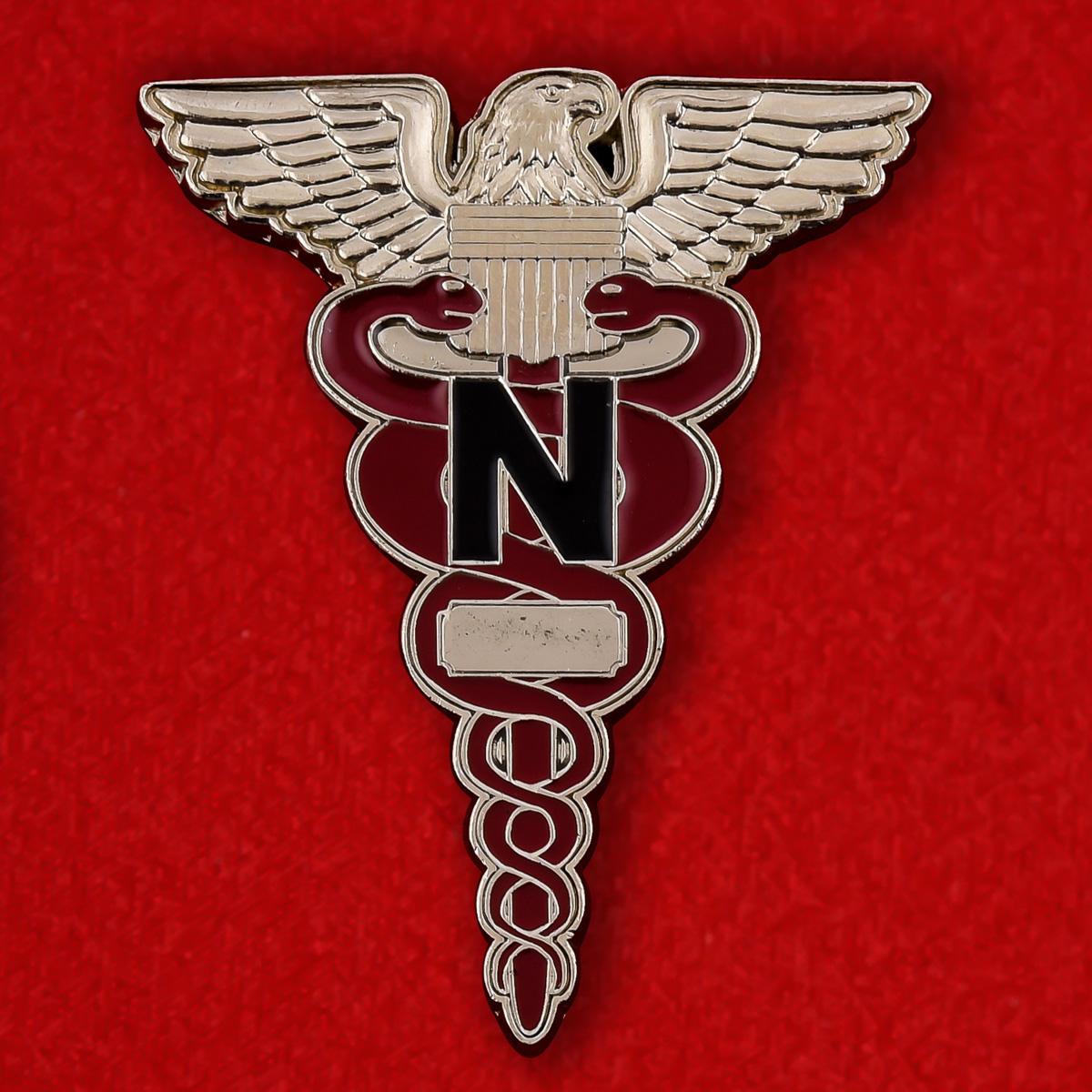 Челлендж коин Медицинских сестер армии США