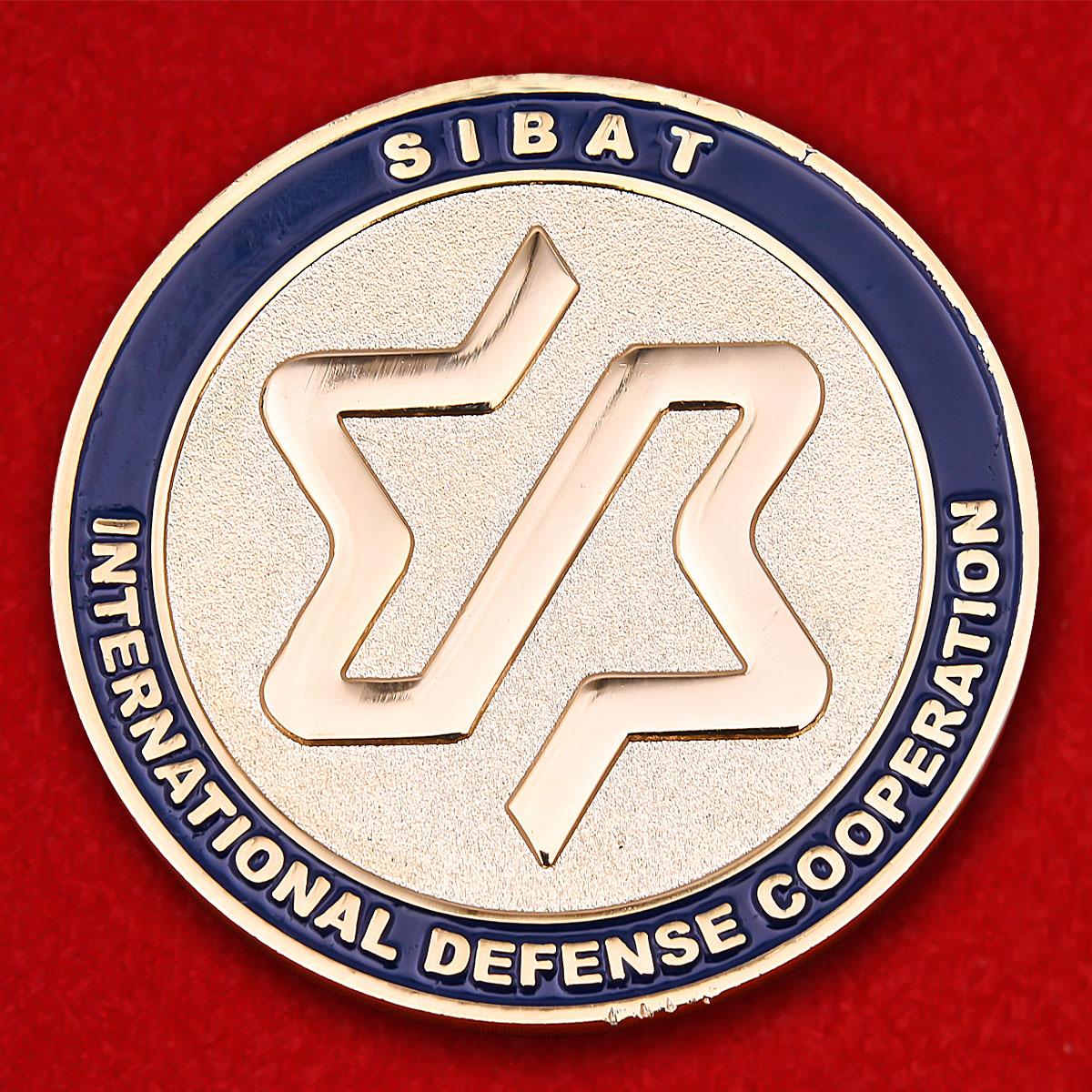 """Челлендж коин """"Министерство обороны Израиля"""""""