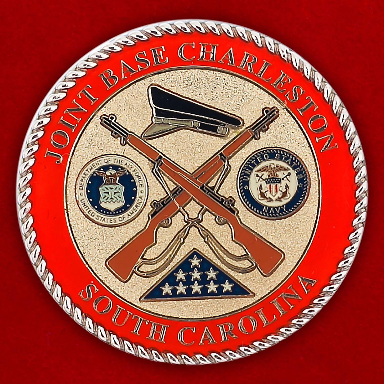 Челлендж коин Объединенной базы Чарльстон, Южная Каролина