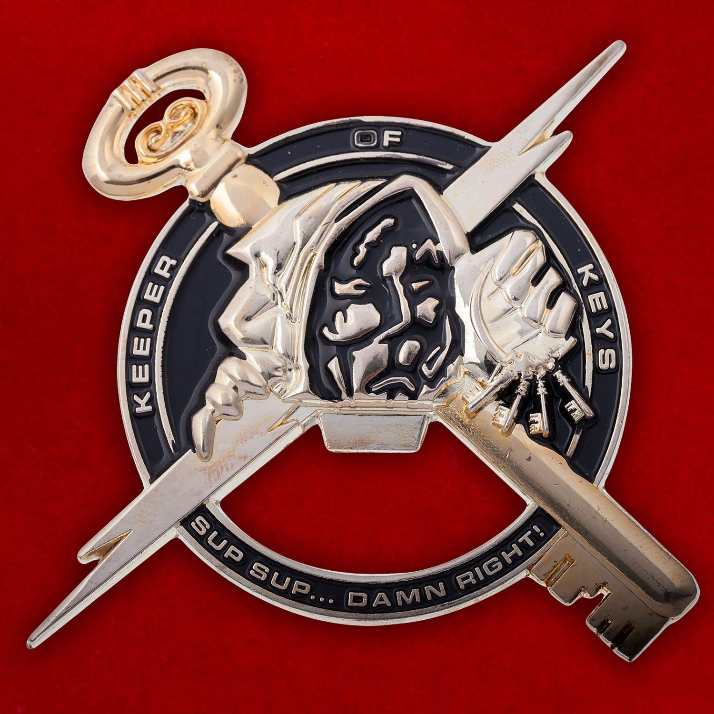 """Челлендж коин-открывашка """"52-я эскадрилья дозапавки в воздухе ВВС США"""""""