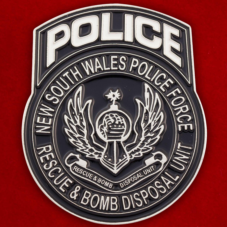 Челлендж коин саперов полиции Нового Южного Уэльса (Австралия)