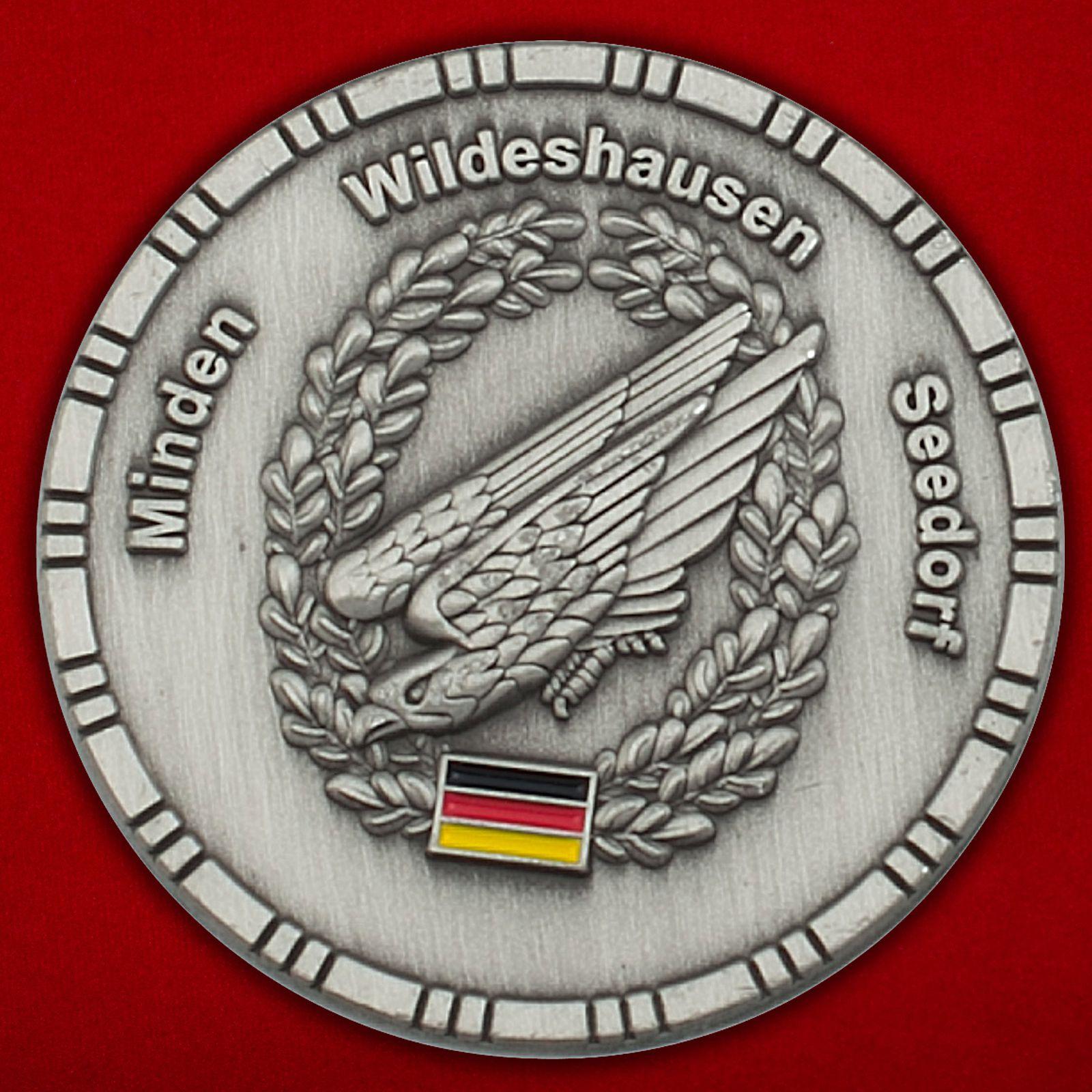 Челлендж коин саперов ВДВ Германии