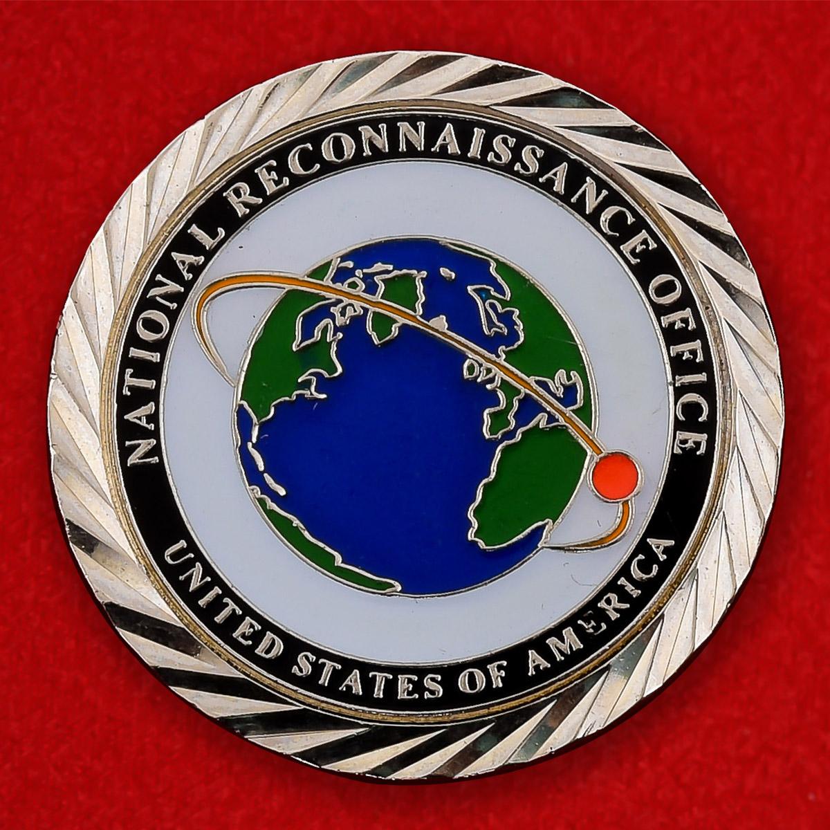 """Челлендж коин """"Управление Национальной разведки США"""""""