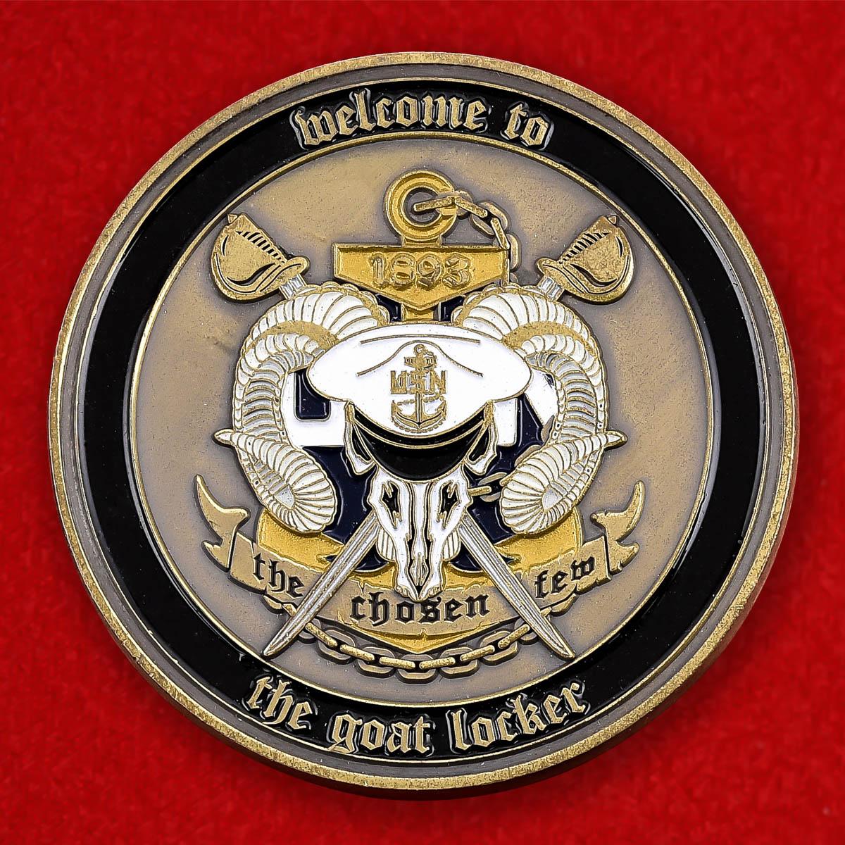 """Челлендж коин ВМС США """"Атомная подводная лодка """"Кентукки"""" SSBN-737"""""""