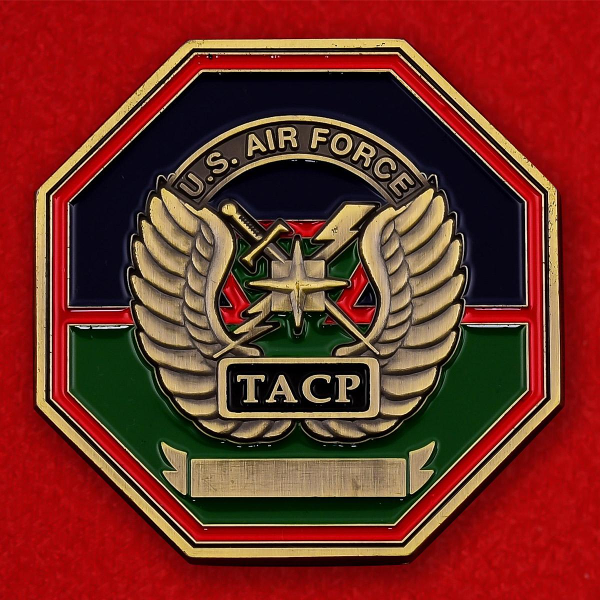 """Челлендж коин ВВС США """"169-я эскадрилья"""""""