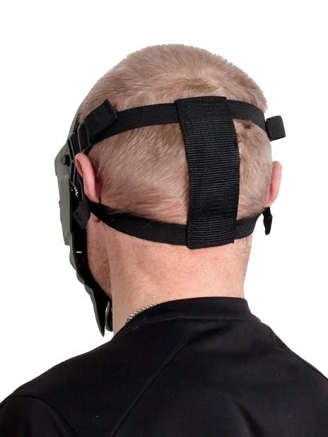 """Защитная маска для страйкбола """"Airsoft Hunter"""""""