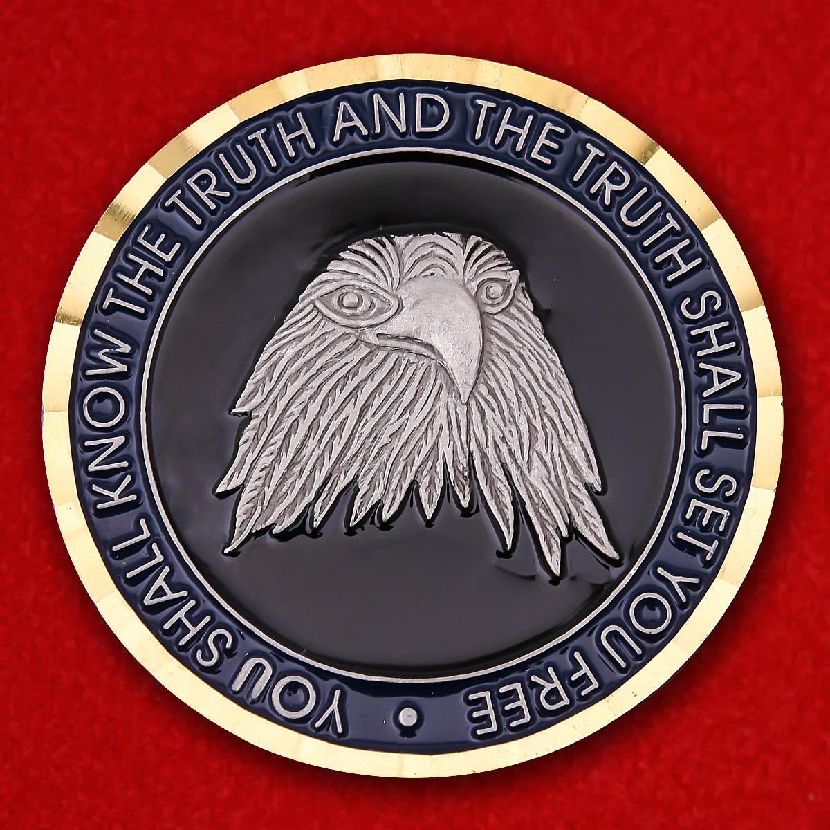 Clandestine service CIA Challenge Coin