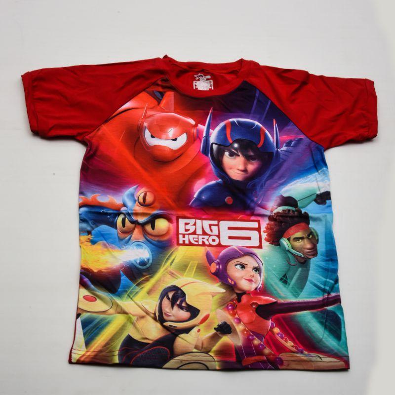 Детская летняя футболка