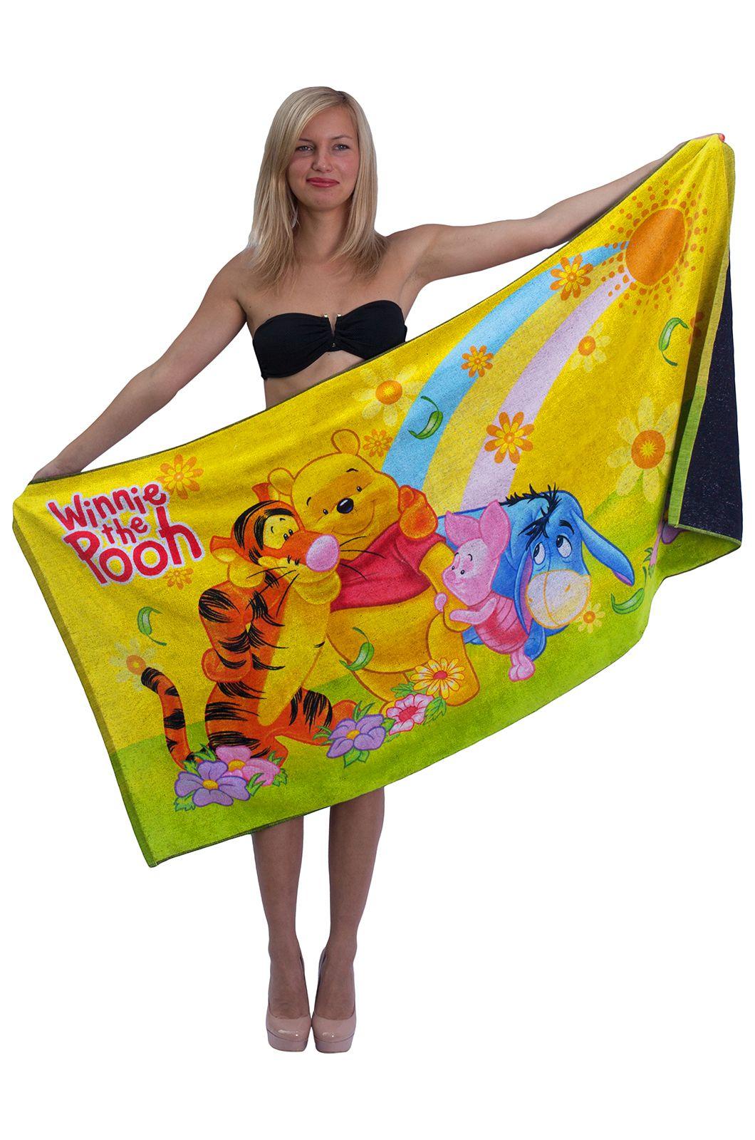 Детское пляжное полотенце - купить онлайн