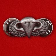 Значок десантников США в подарок коллекционерам