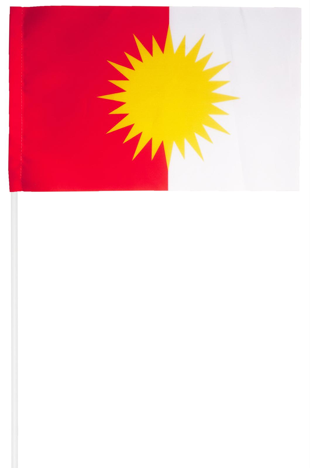 Езидский флажок