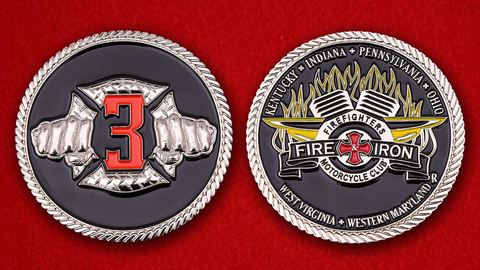 Fire & Iron Firefighter