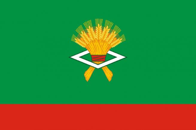 Флаг Алапаевского района