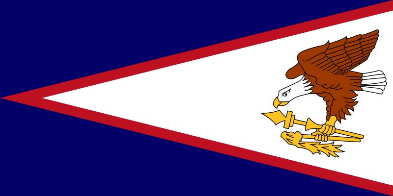 Флаг Американского Самоа